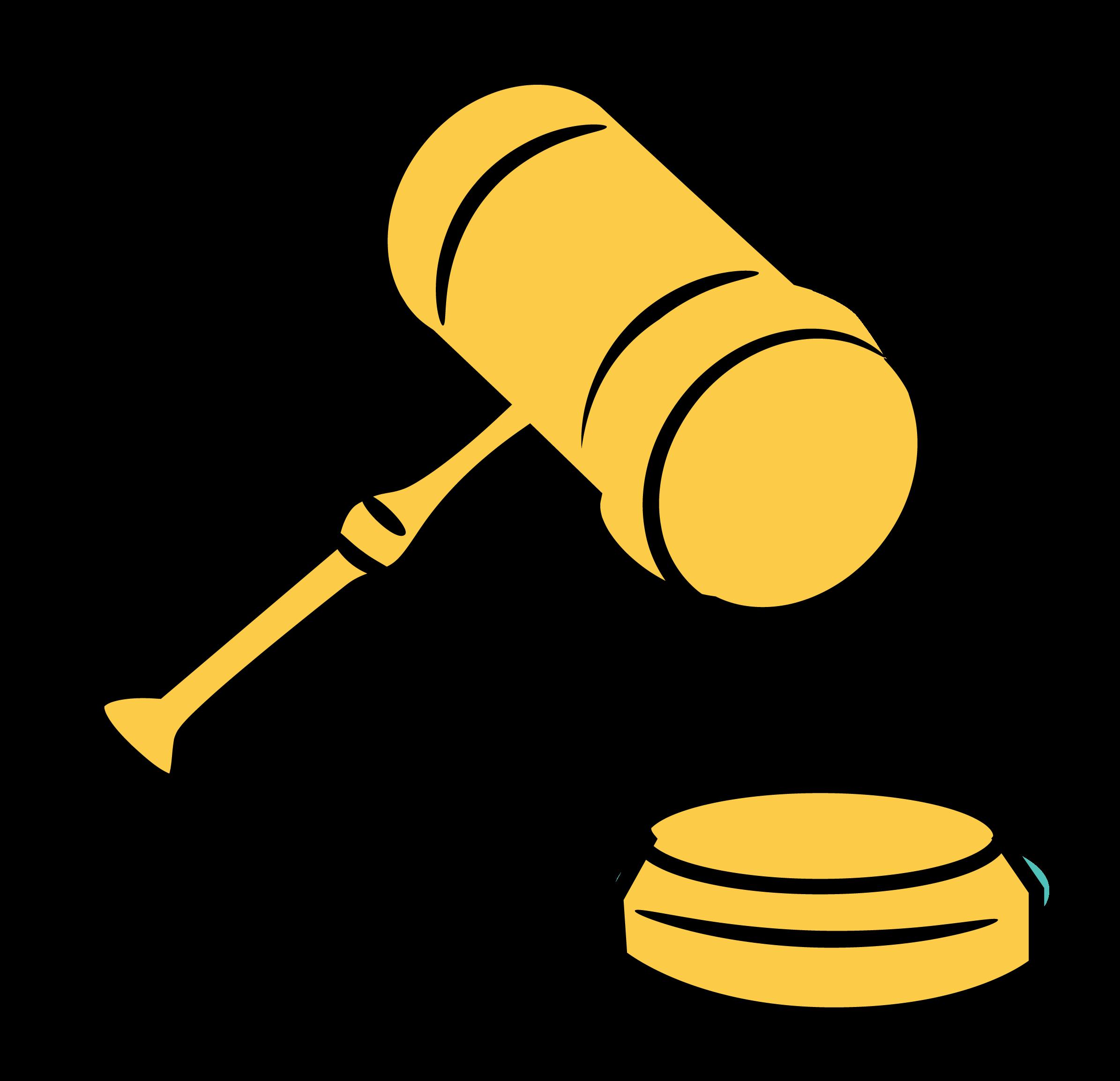 gegi law gavel icon